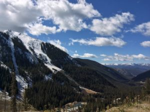 From Loveland Pass to Keystone